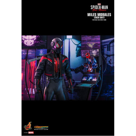 "Spider-Man: Miles Morales - 2020 Suit 1:6 Scale 12"" Action Figure"