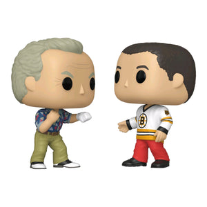 Happy Gilmore - Happy & Bob Barker Pop! 2-pack