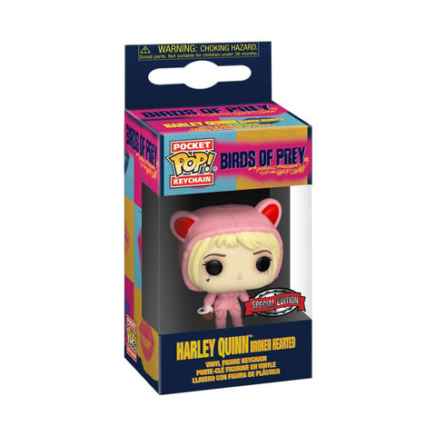 Birds of Prey - Harley Quinn Breakup US Exclusive Pocket Pop! Keychain [RS]