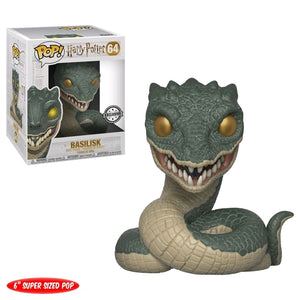 Harry Potter - Basilisk US Exclusive 6 Inch Pop Vinyl