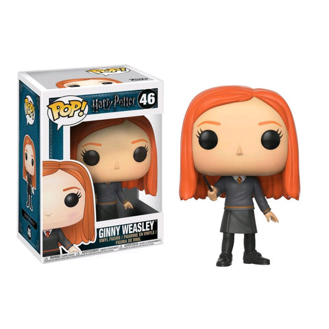 Harry Potter - Ginny Weasely Pop Vinyl