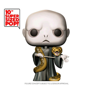 "Harry Potter - Voldemort with Nagini 10"" Pop! Vinyl"