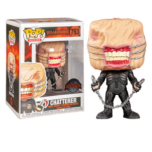 Hellraiser - Chatterer US Exclusive Pop! Vinyl