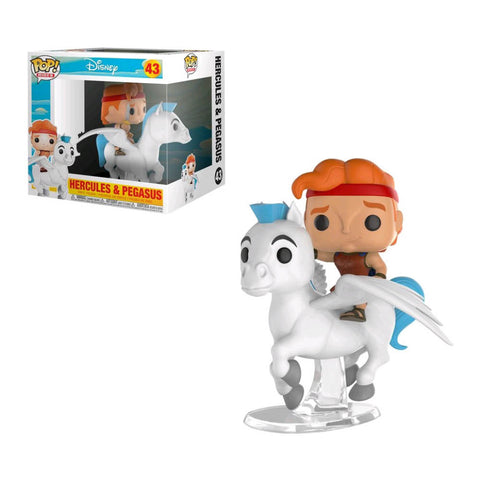 Hercules - Hercules and Pegasus Pop! Ride