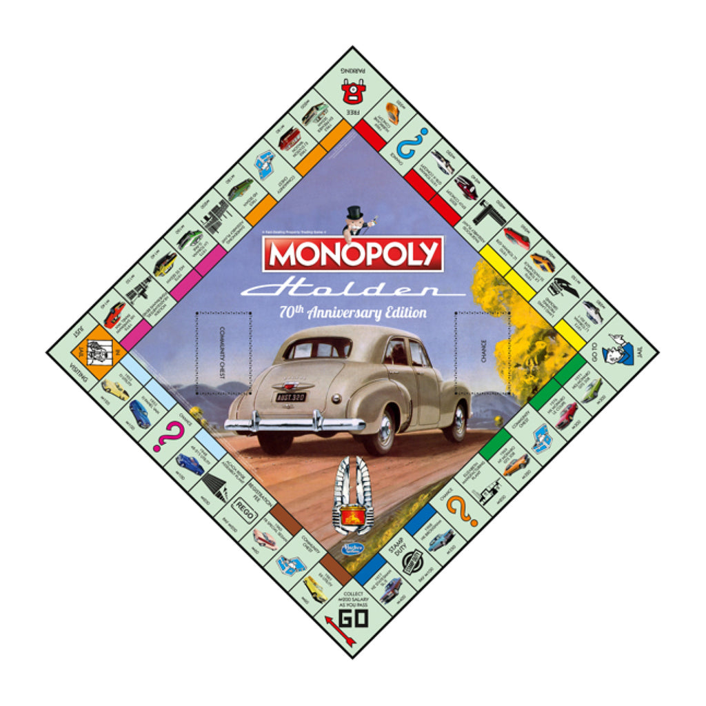 Holden Heritage Monopoly
