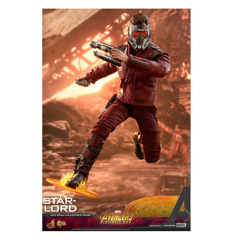 "Avengers 3: Infinity War - Star-Lord 12"" 1:6 Scale Action Figure"