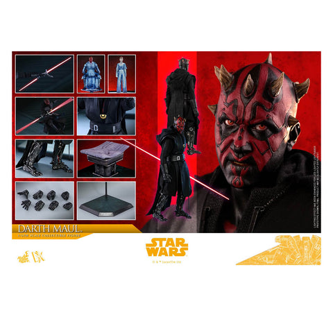 "Star Wars: A Solo Story - Darth Maul 1:6 Scale 12"" Action Figure"