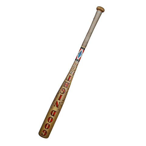 "Suicide Squad - Harley Quinn's ""Good Night"" Baseball Bat Replica"