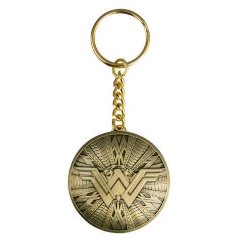 Wonder Woman Movie - Shield Metal Keychain