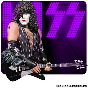 KISS - Star Child Paul Stanley 1:6 Scale Statue