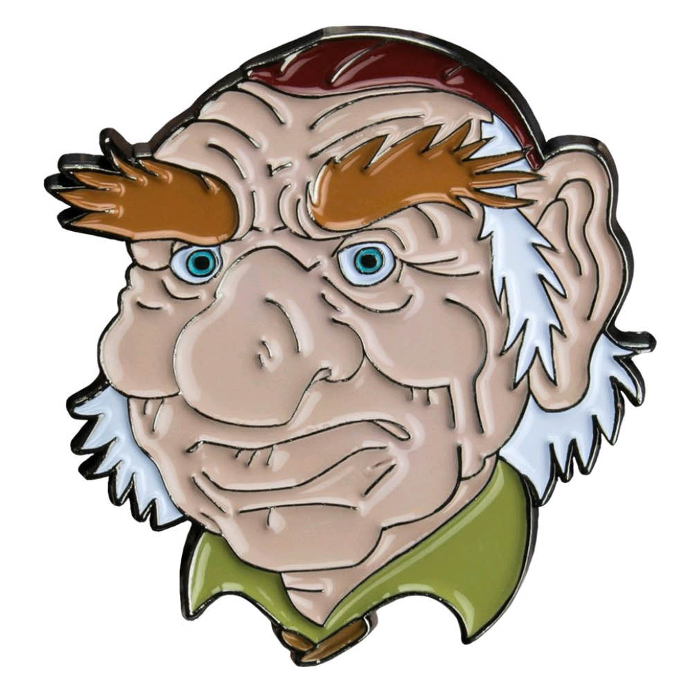 Labyrinth - Hoggle Enamel Pin