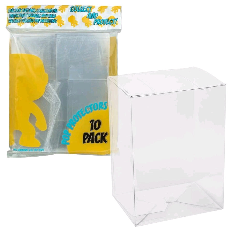 Pop Vinyl Protector - PET .35mm Box 10-pack