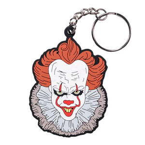 It (2017) - Pennywise Face PVC Keychain