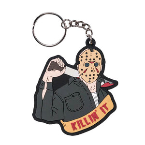 Friday the 13th - Jason Voorhees PVC Keychain