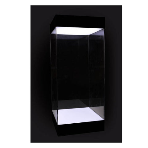 Light-Up Acrylic Display Stand 204 x 204 x 400mm