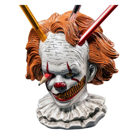 Image of It (2017) - Pennywise Head Pen Holder