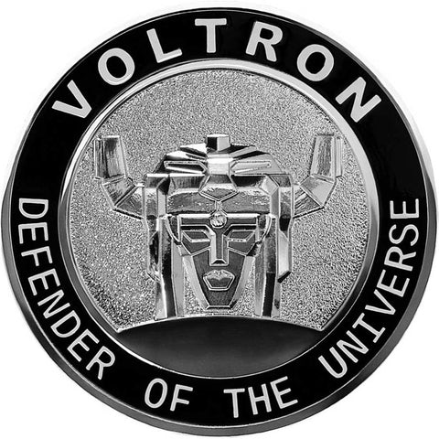Image of Voltron - Challenge Coin