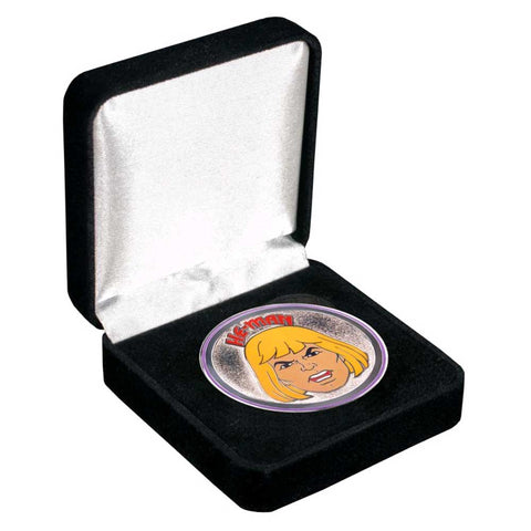 Masters of the Universe - He Man Challenge Coin
