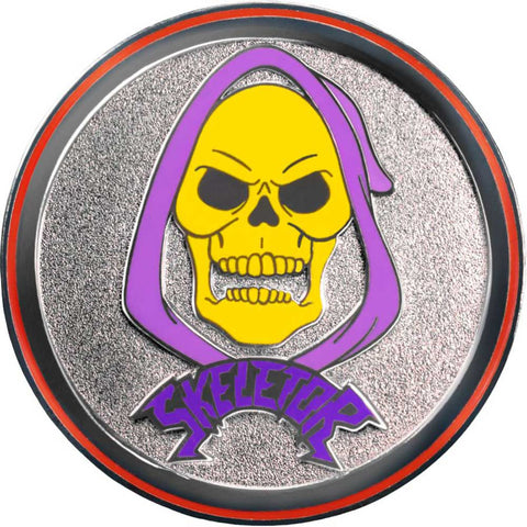 Masters of the Universe - Skeletor Challenge Coin