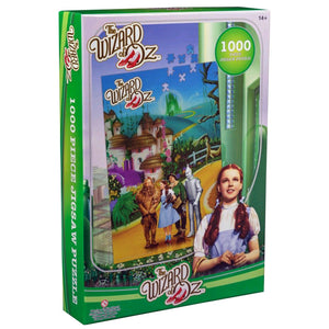 Wizard of Oz - Yellow Brick Road 1000 Pce Jigsaw