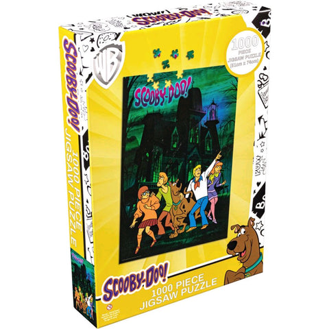 Image of Scooby Doo - 1000 Piece Jigsaw Puzzle