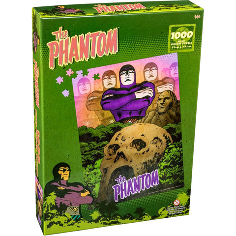The Phantom - 1000 Piece Jigsaw Puzzle