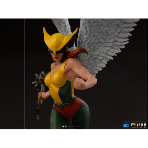 Image of DC Comics - Hawkgirl Deluxe 1:10 Scale Statue