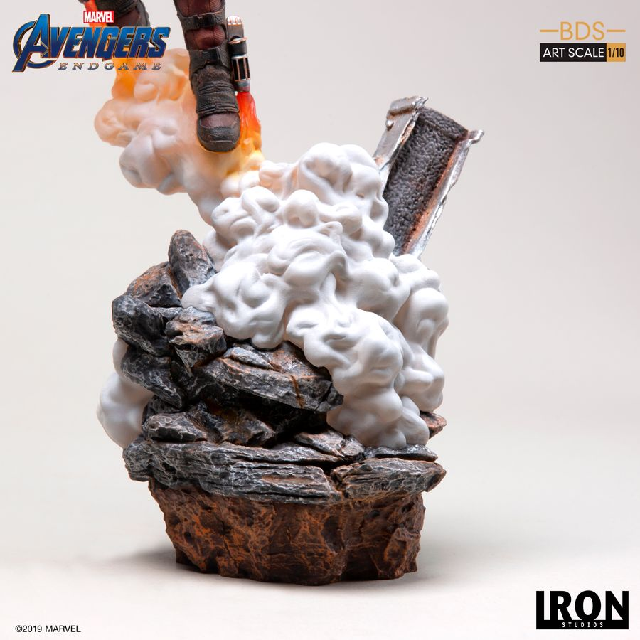 Avengers 4: Endgame - Star-Lord 1:10 Scale Statue