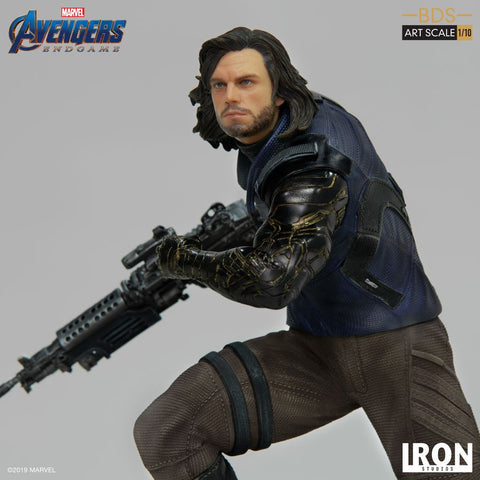 Avengers 4: Endgame - Winter Soldier 1:10 Scale Statue