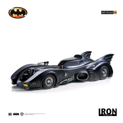 Batman 1989 - Batmobile 1:10 Scale Statue
