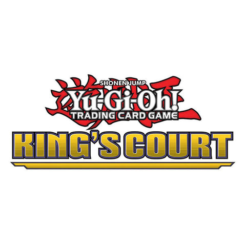Yu-Gi-Oh! - King's Court Booster Box