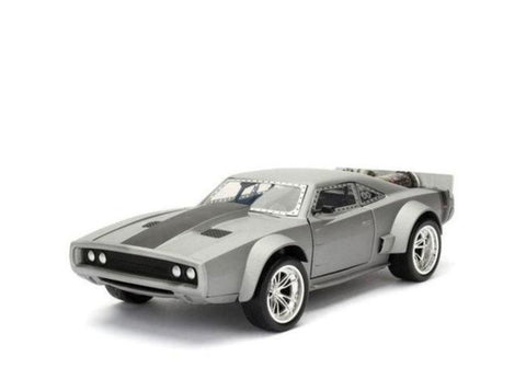 Image of 1:24 F&F - F8 Dom's Ice Charger