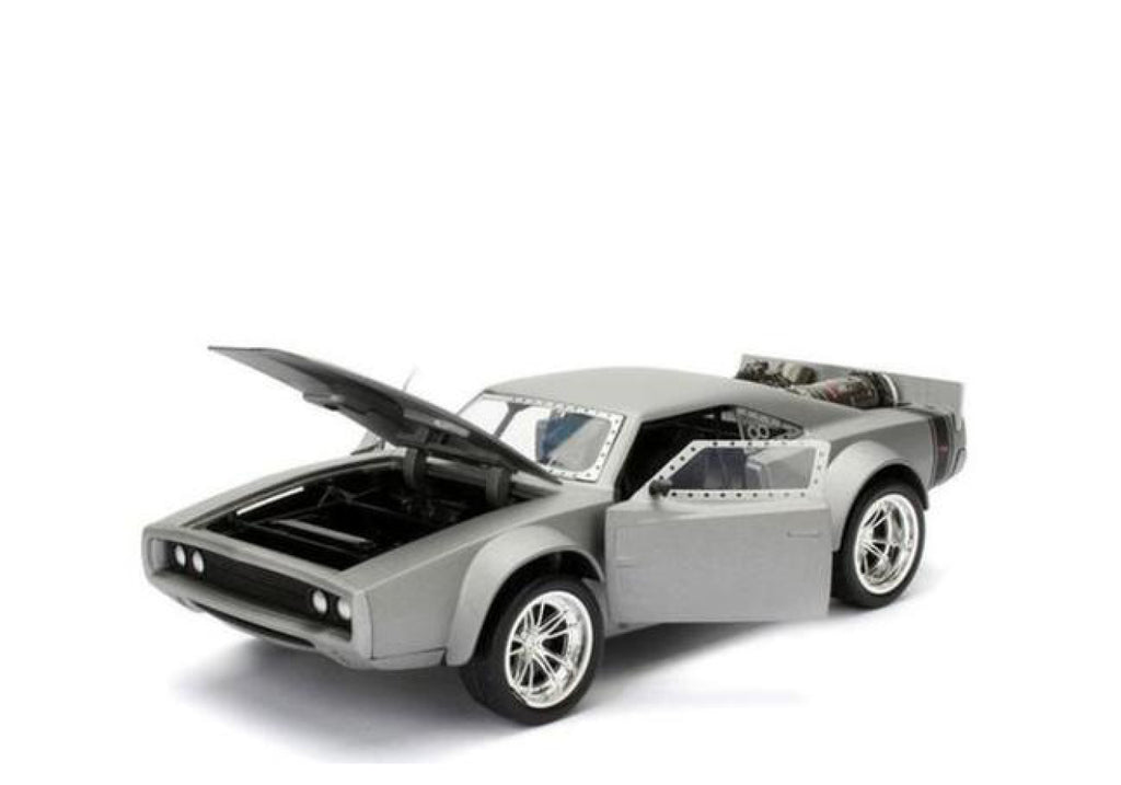 1:24 F&F - F8 Dom's Ice Charger