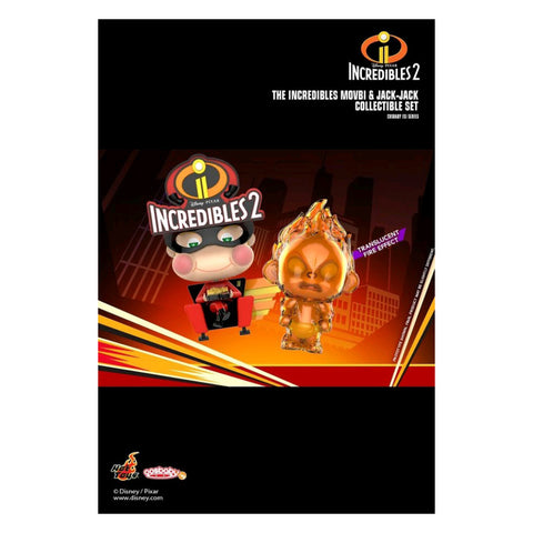 Incredibles 2 - Movbi & Jack-Jack Cosbaby Set