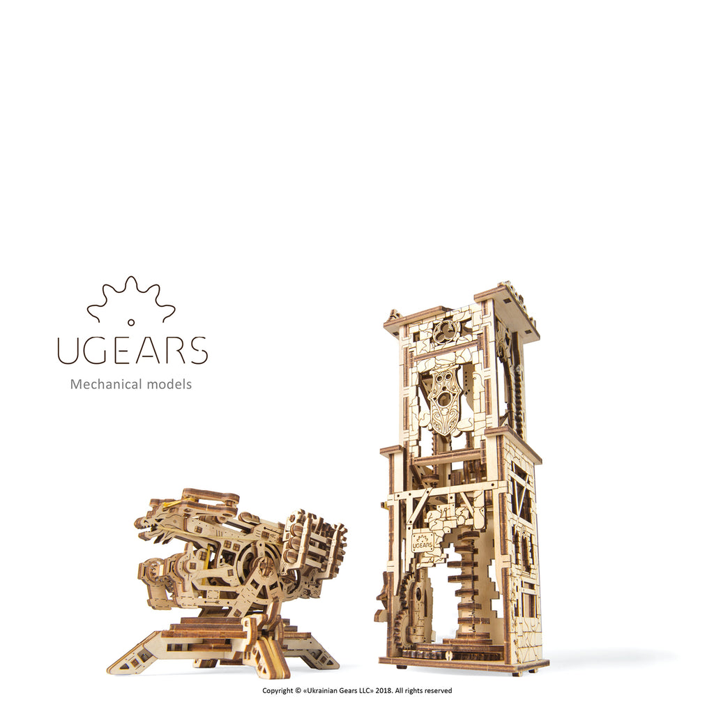Ugears Archballista Tower