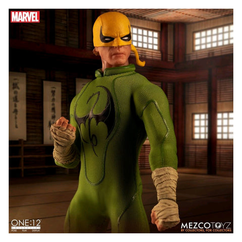 Iron Fist - One: 12 Collective Figure
