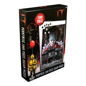 It (2017) - Pennywise 1000 piece Jigsaw Puzzle