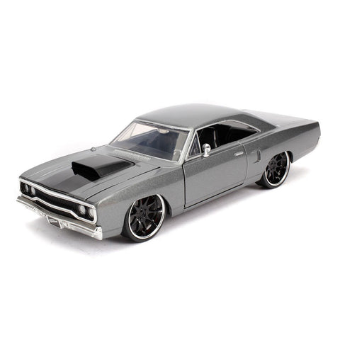 1/24 Fast and Furious 1970 Dodge Charger Silver