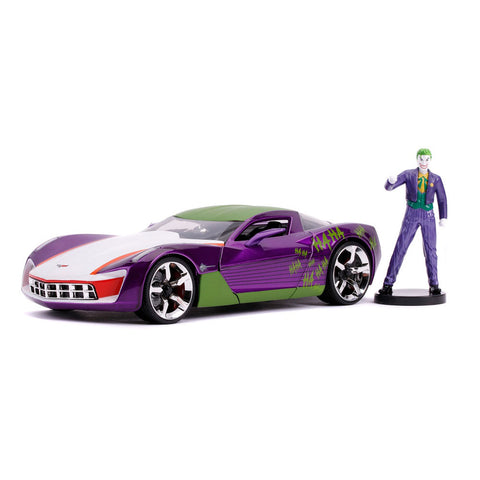 1/24 Joker 2009 Corvette Stingray Hollywood Rides