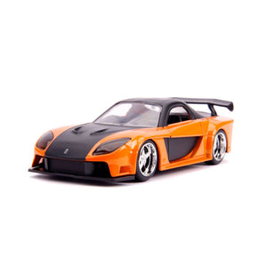 Fast & Furious - Han's Mazda RX-7 1:32 Hollywood Ride