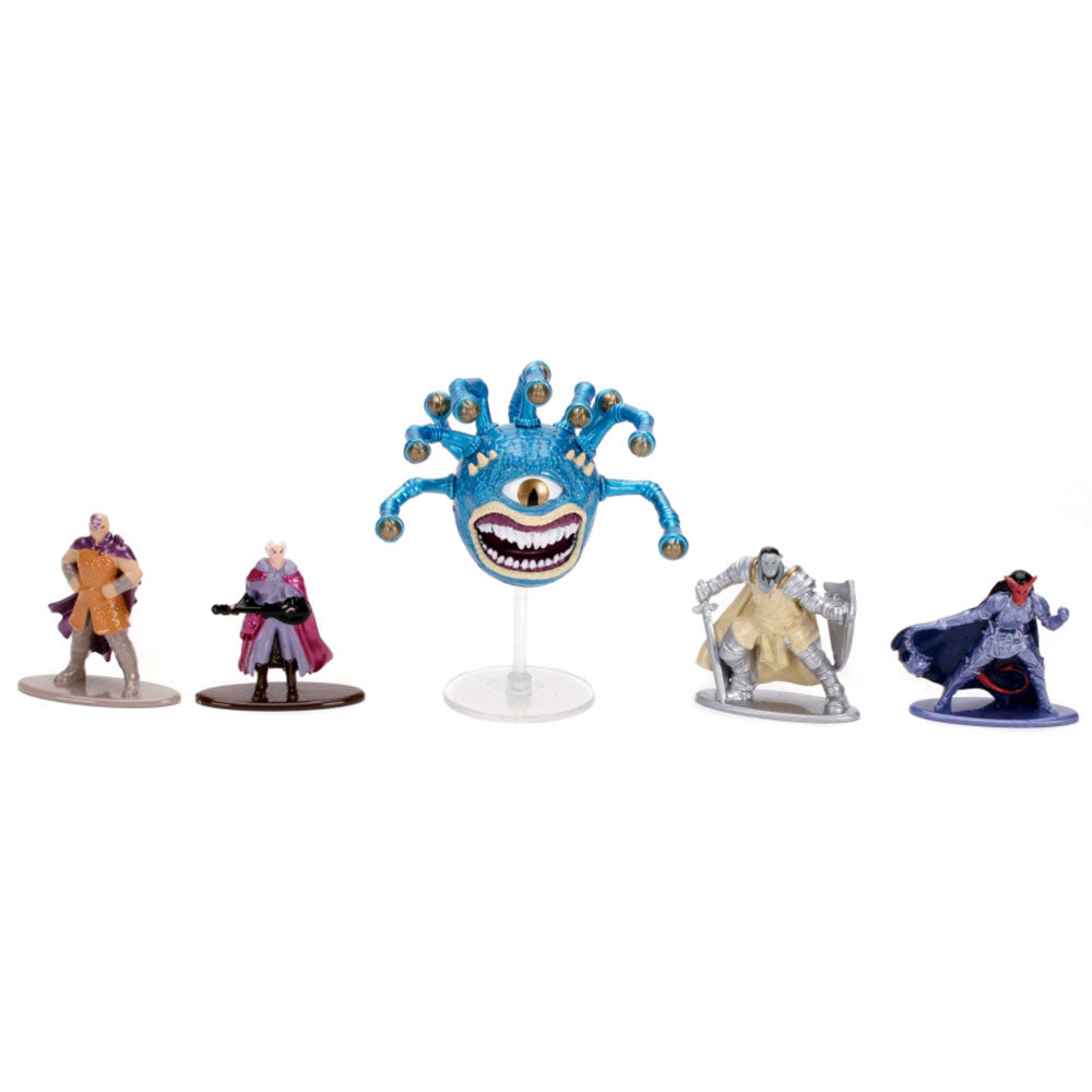 "Dungeons & Dragons - 1.65"" Metal Figure Medium Pack A"