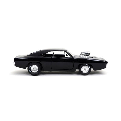 Fast and Furious 9 - 1970 Dodge Charger Black 1:32 Scale Hollywood Ride
