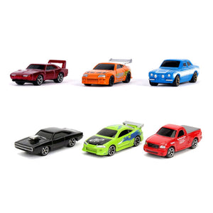 Fast and Furious - Nano Hollywood Rides Vehicle Assortment (make selection in ckeckout comments)