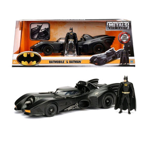 Batman 1989 - Batmobile 1:24 with Batman