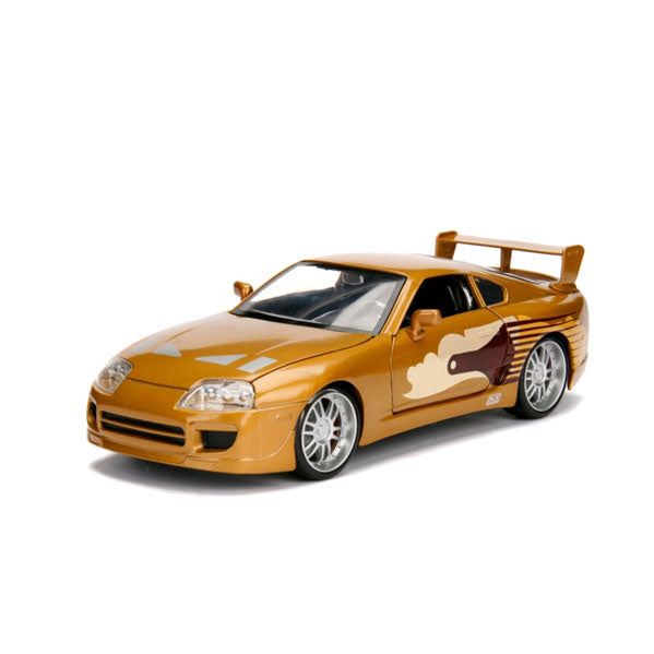 Fast and Furious - 1995 Toyota Supra 1:24 Scale Hollywood Ride