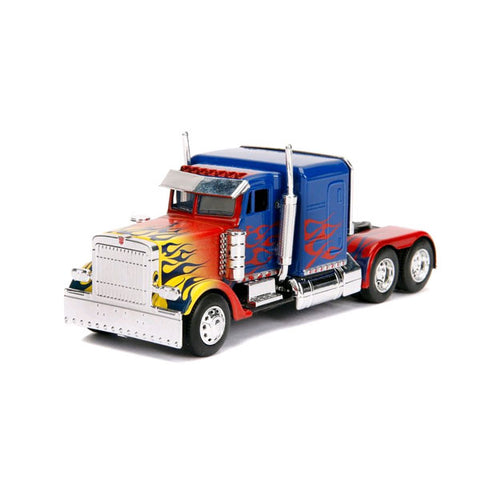 Image of Transformers - Optimus Prime T1 1:32 Hollywood Ride