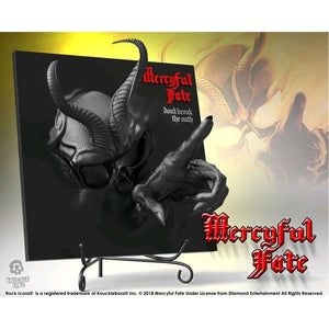 Mercyful Fate - Don't Break the Oath 3D Vinyl