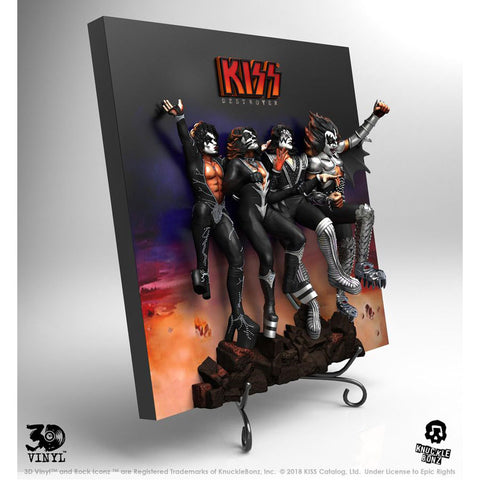 KISS - Destroyer 3D Vinyl