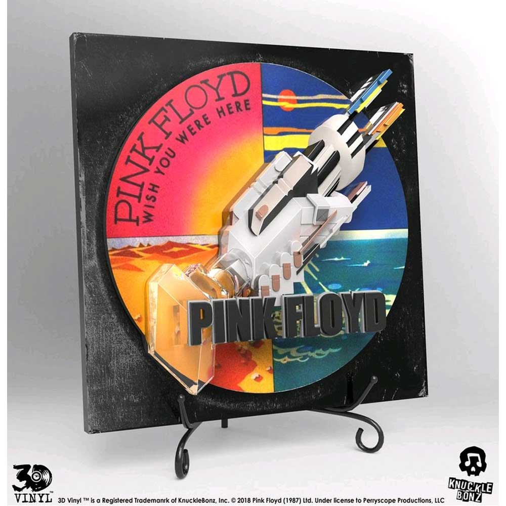 Pink Floyd - Wish You Were Here 3D Vinyl