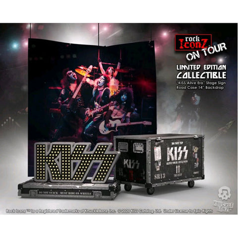 KISS - KISS Alive Road Case On Tour Replica